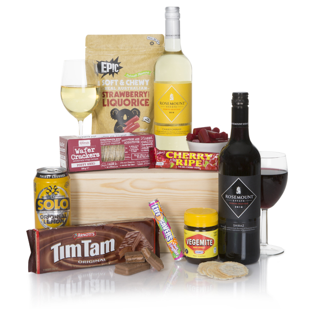Luxury Australian Food Hamper Hamper