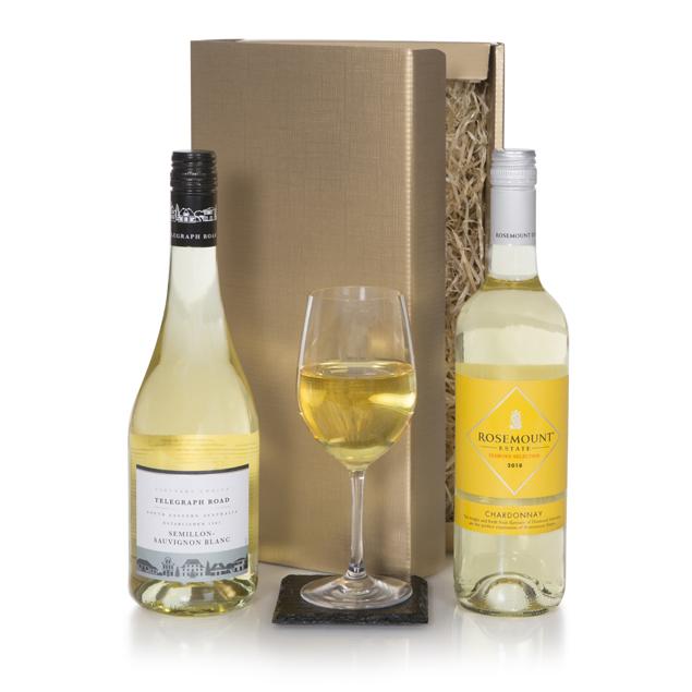 Australian White Wine Duo Hamper