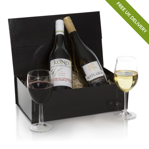 Luxury New Zealand Wine Gift Hamper