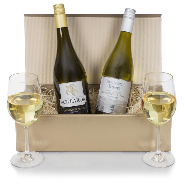 Luxury Sauvignon Blanc Wine Gift Hamper
