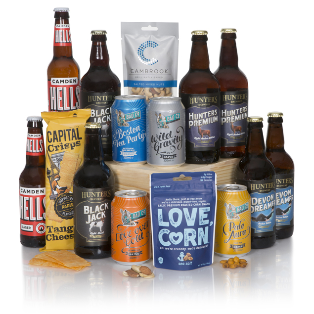 Real Ale & Craft Beer Selection Hamper