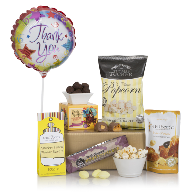 Thank You For Everything Hamper