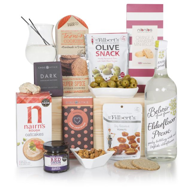 The Vegan Gift Hamper Hamper