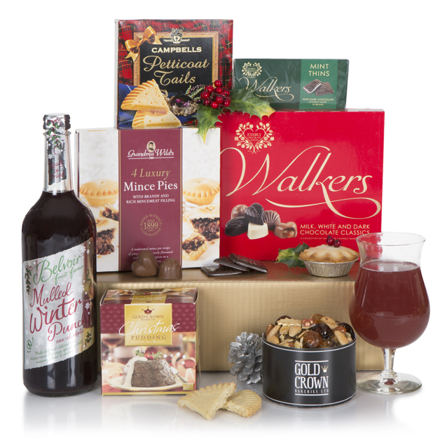 Touch Of Christmas Hamper
