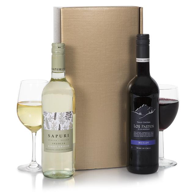 Classic Wine Duo Hamper