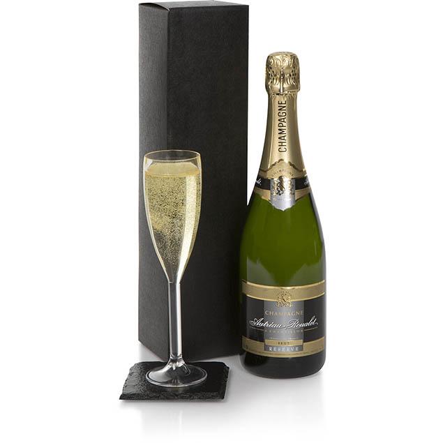 Bottle Of Luxury Champagne Hamper