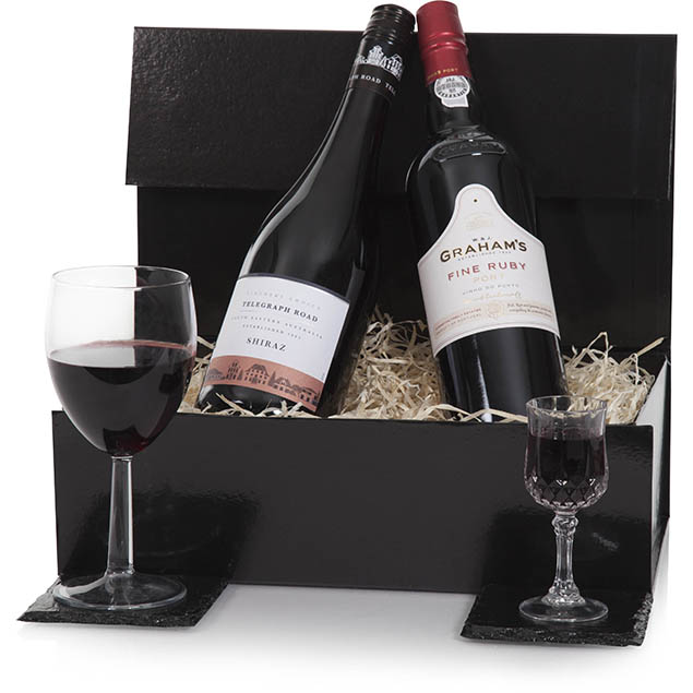 Port and Red Wine Hamper Hamper