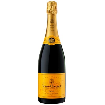 75cl Veuve Clicquot Yellow Label Brut NV Champagne