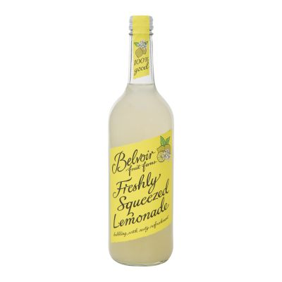 Belvoir Freshly Squeezed Lemonade 75cl