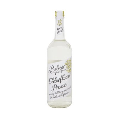 Belvoir Elderflower Presse 75cl