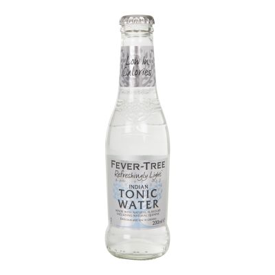 200ml Fever Tree Refreshingly Light Tonic Water