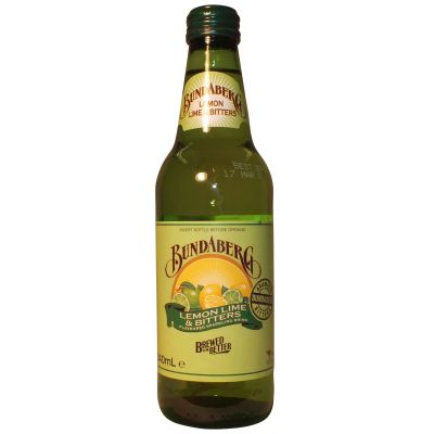 Bundaberg Lemon Lime & Bitters 375ml