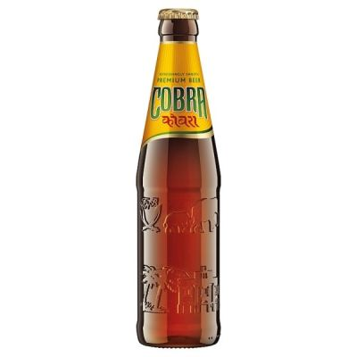 Cobra Premium Beer 330ml