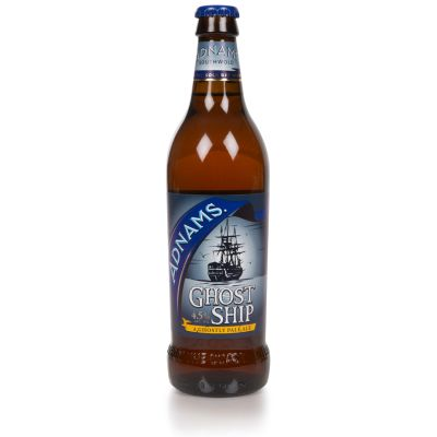 500ml Adnams Ghost Ship Ale