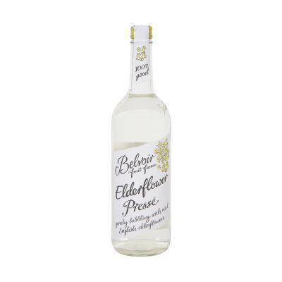Belvoir Elderflower Presse (75cl)