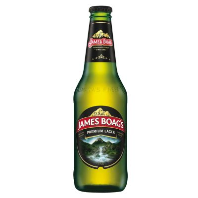 James Boag Premium Lager 375ml
