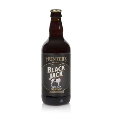 Hunters Brewery Black Jack Ale 500ml