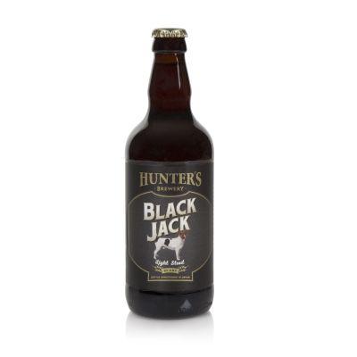 Hunters Brewery Black Jack Ale 500ml