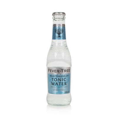200ml Fever Tree Mediterranean Tonic Water