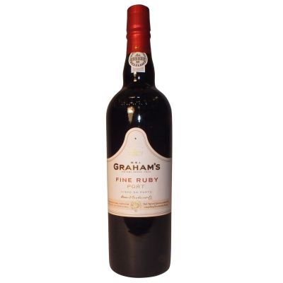 75cl Grahams Fine Ruby Port