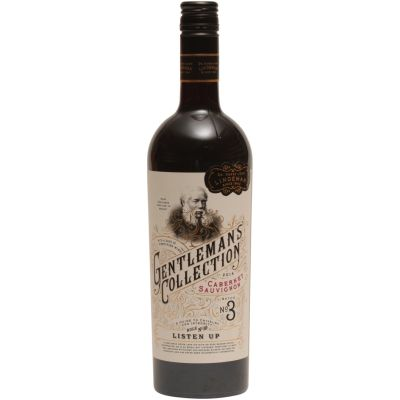 75cl Gentlemans Collection Cabernet Sauvignon 2015/6