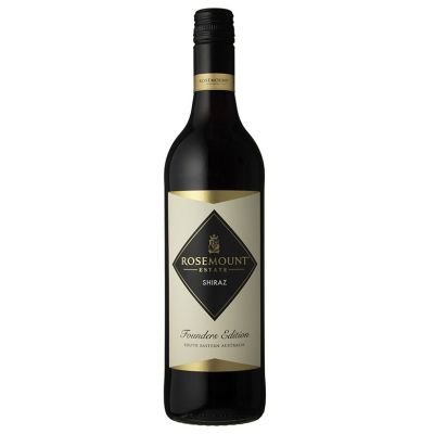 75cl Rosemount Founders Selection Shiraz 2015/6