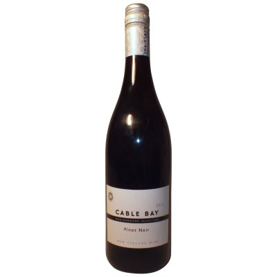 75cl Cable Bay White Label Pinot Noir 2012
