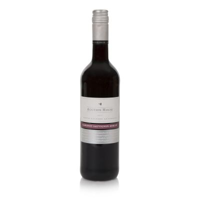 75cl Auction House Cabernet Sauvignon Merlot 2014