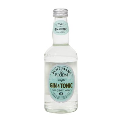 Fentimans and Bloom Gin and Tonic 275ml