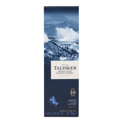 70cl Talisker 10 Years Old Single Malt Scotch Whisky