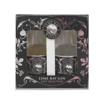 Lyme Bay Gin Selection (2 x 5cl)