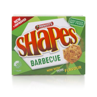 Arnotts Barbecue Shapes 175g