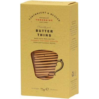 Cartwright & Butler Butter Thins 75g