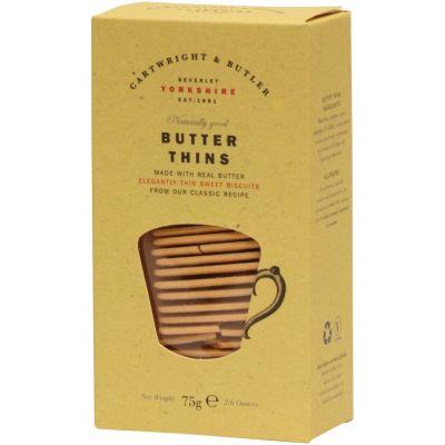 Cartwright & Butler Butter Thins 75g