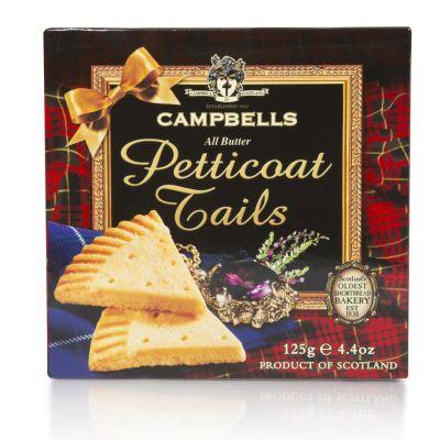 Campbells Petticoat Tails 125g