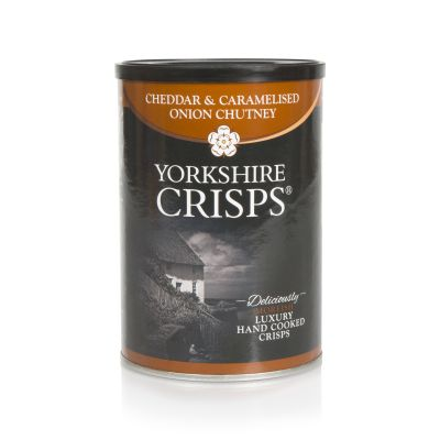 Yorks Crisps Cheddar & Caramelised Onion 100g