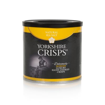 Yorkshire Crisps Lightly Sea Salted 50g