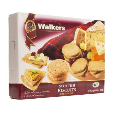 Walkers Scottish Biscuits for Cheese 250g