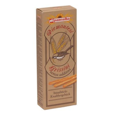 Panealba Traditional Grissini 125g