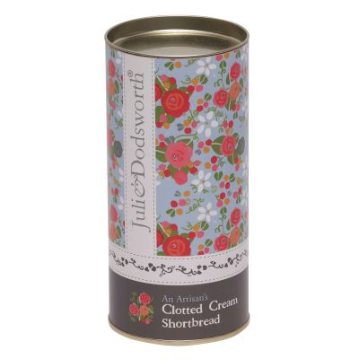 Julie Dodsworth Clotted Cream Shortbread 200g