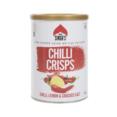 Mr Singhs Chilli Crisps 100g