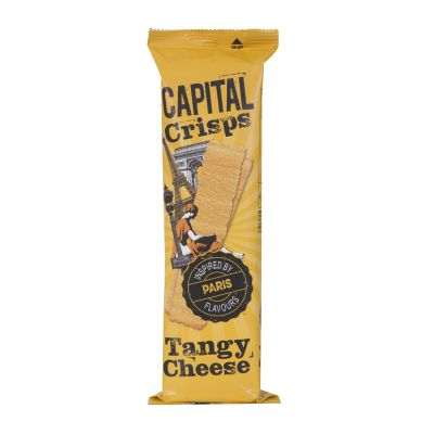 75g Capital Crisps Tangy Cheese Flavour