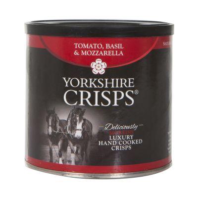 50g Yorks Crisps Tomato Basil and Mozzarella Flavour