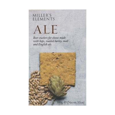 100g Millers Ale Crackers