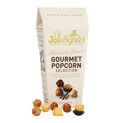 Chocolate Lover's Popcorn Selection (105g)