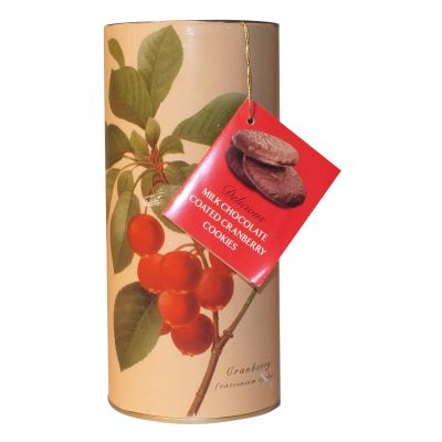 Grandma Wilds Choc Coated C/berry Biscuits 200g
