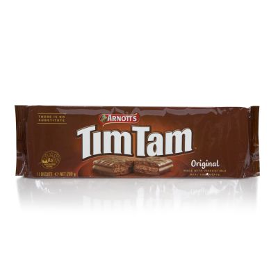 AUS Arnotts Tim Tam Choc Biscuits 200g