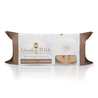 Grandma Wild's - Chocolate Chip Crunchy Cookies 200g