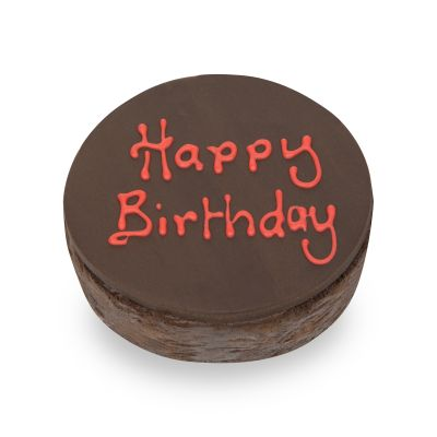 Original Cake Co Chocolate Happy Birthday Cake