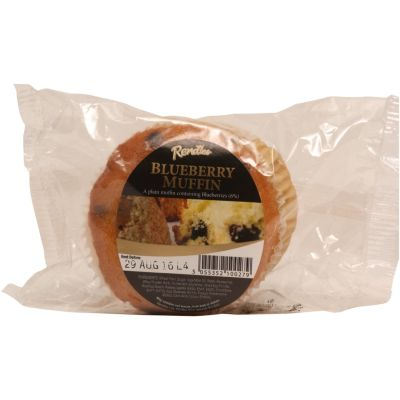 Rendles Blueberry Muffin 100g